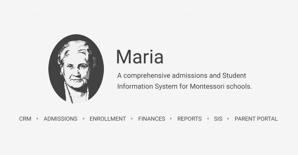 project maria by taskruler - an erollment management platform by taskruler